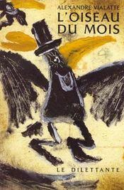 L'oiseau du mois - Intérieur - Format classique