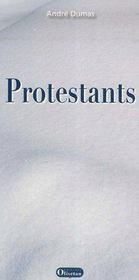 Protestants - Couverture - Format classique