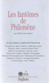 Les fantomes de philomene - Couverture - Format classique