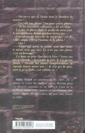Gamines - 4ème de couverture - Format classique