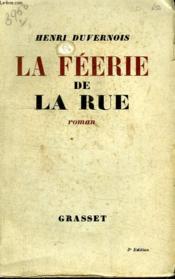 La Feerie De La Rue. - Couverture - Format classique