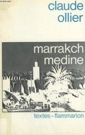 Marrakch Medine. - Couverture - Format classique