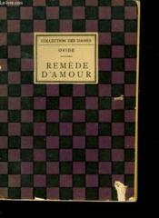 Le Remede D'Amour - Couverture - Format classique