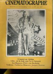 CINEMATOGRAPHE N°26 - L'argent du cinéma - Couverture - Format classique