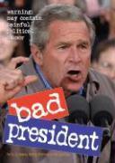 Bad President - Couverture - Format classique