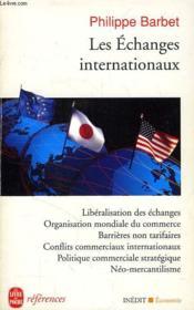 Les Echanges Internationaux - Couverture - Format classique