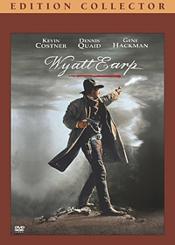 Wyatt Earp - Couverture - Format classique