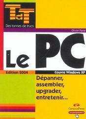 Pc Tdt - Intérieur - Format classique