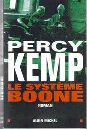 Le systeme boone - Intérieur - Format classique