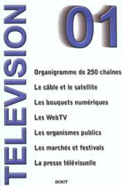 Télévision (édition 2001) - Couverture - Format classique