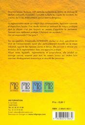 Environnement Les Installations Classees - 4ème de couverture - Format classique