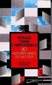 Voyage Dans L'Impossible - Couverture - Format classique