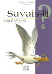 SAVAIS-TU ? T.29 ; les goélands - Couverture - Format classique