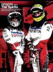 F1 Scene Volume 4 2006 : L'Esprit - Couverture - Format classique