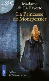 La princesse de Montpensier - Couverture - Format classique