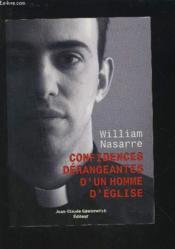 Confidences Derangeantes D Un Homme D Eglise - Couverture - Format classique