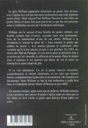 Confidences Derangeantes D Un Homme D Eglise - 4ème de couverture - Format classique