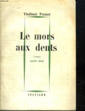 Le Mors Aux Dents. - Couverture - Format classique