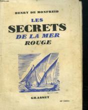 Les Secrets De La Mer Rouge. - Couverture - Format classique