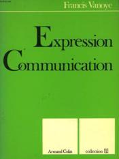 Expression Communication - Couverture - Format classique