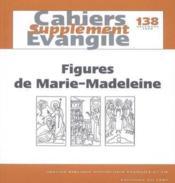 Marie Madeleine - Couverture - Format classique