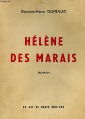 Helene Des Marais - Roman - Couverture - Format classique