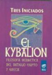 El Kybalion - Couverture - Format classique