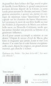 Le Bouquet De Saint-Jean - 4ème de couverture - Format classique