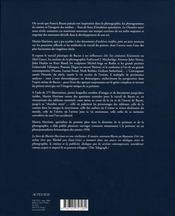 Francis Bacon, La Chambre Noire ; La Photographie, Le Film Et Le Travail Du Peintre - 4ème de couverture - Format classique