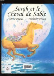 Sarah Et Le Cheval Sable - Couverture - Format classique