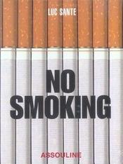 No smoking - Intérieur - Format classique