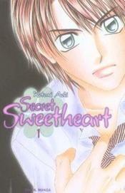 Secret sweetheart t.1 - Couverture - Format classique