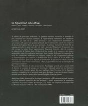Figuration Narrative 1960-2000 - 4ème de couverture - Format classique