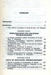 Du Discours A L'Action Lessciences Sociales ... - Intérieur - Format classique