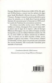 La divine bouchère - 4ème de couverture - Format classique