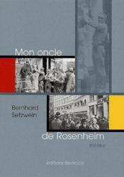 Mon oncle de Rosenheim - Couverture - Format classique