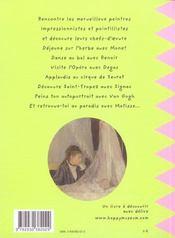 Vive L'Impressionnisme Et Le Pointillisme - 4ème de couverture - Format classique