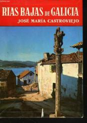 Rias Bajas De Galicia - Couverture - Format classique