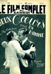Le Film Complet Du Samedi N° 1969 - 16e Annee - Deux Coeurs Pour Un Homme - Couverture - Format classique