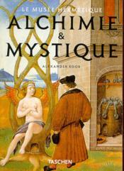 Bu-alchem. & mystic. - Couverture - Format classique