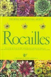 Rocailles - Intérieur - Format classique