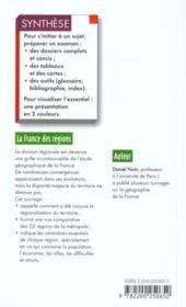 La France Des Regions - Couverture - Format classique