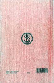 Comédies t.6 ; pseudolus, rudens, stichus - 4ème de couverture - Format classique
