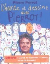 Chante Avec Pierrot ! - Couverture - Format classique