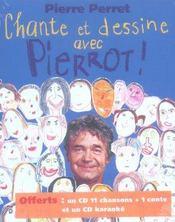 Chante Avec Pierrot ! - Intérieur - Format classique