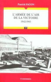 L'armee de l'air de la victoire, 1942-1945 - Intérieur - Format classique