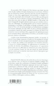 L'armee de l'air de la victoire, 1942-1945 - 4ème de couverture - Format classique
