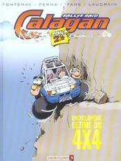 Ccalagan rallye raid t.2 ; 1/2 ; encyclopédie ultime du 4x4 - Intérieur - Format classique