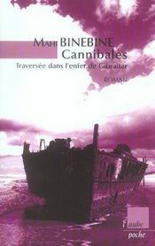 Cannibales ; Traversee Dans L'Enfer De Gibraltar - Intérieur - Format classique