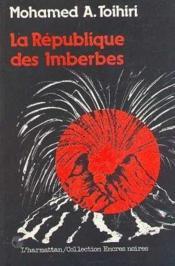 Republique Des Imberbes Roman Comorien - Couverture - Format classique